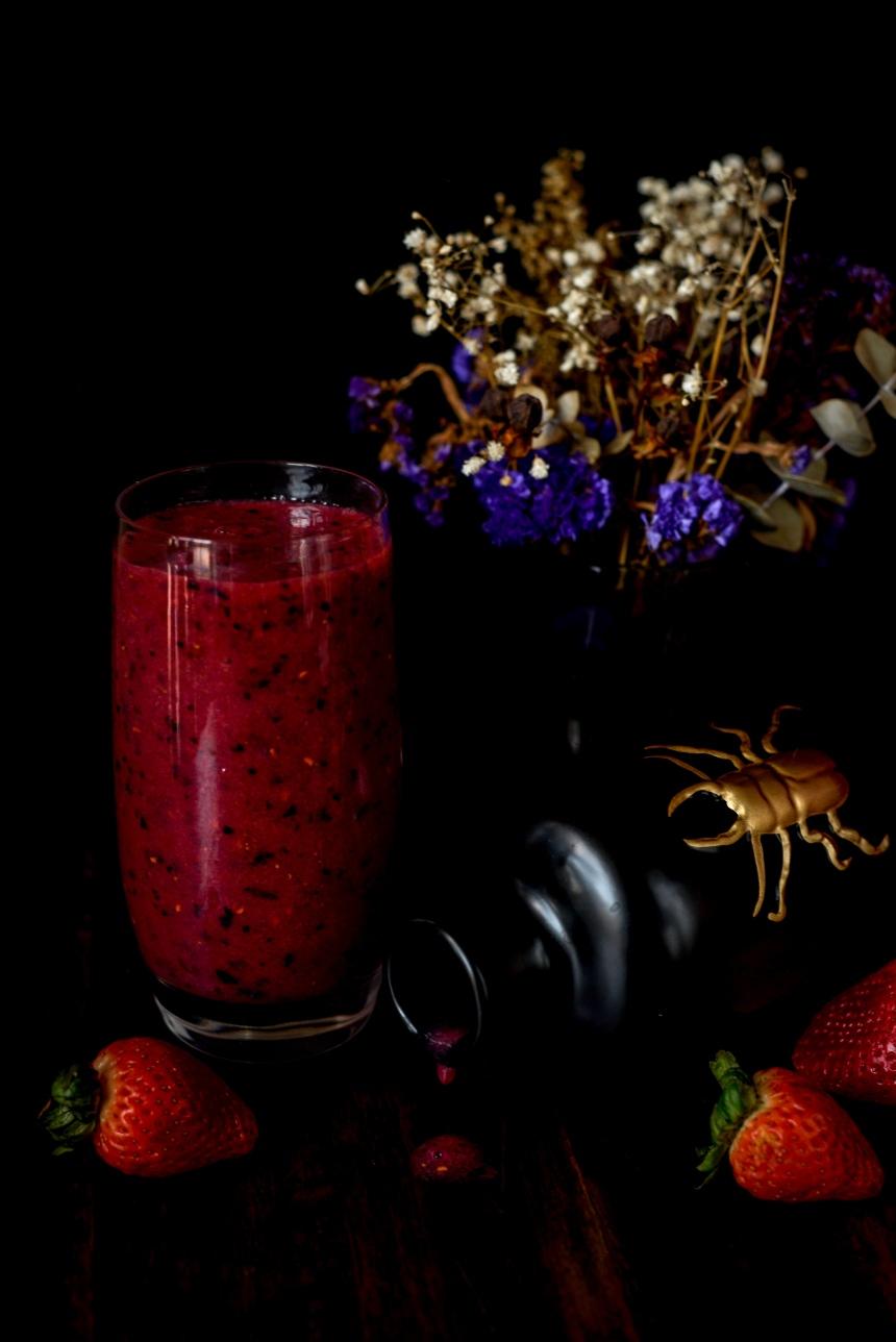 smoothie juice halloween 2