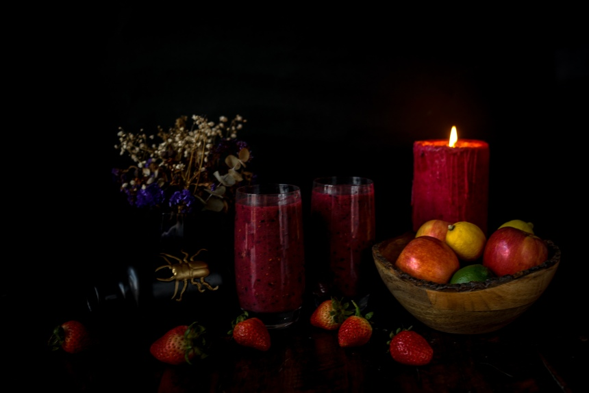 smoothie juice halloween
