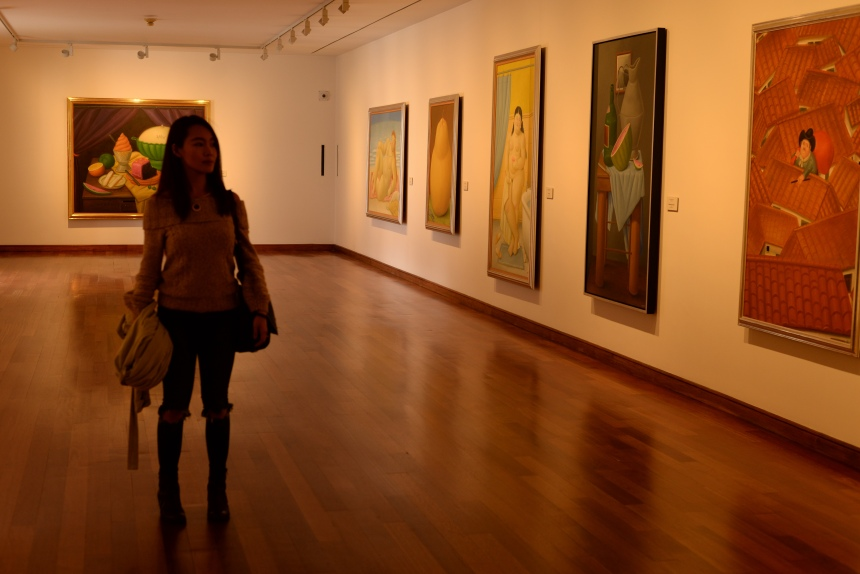 Bogota travel in