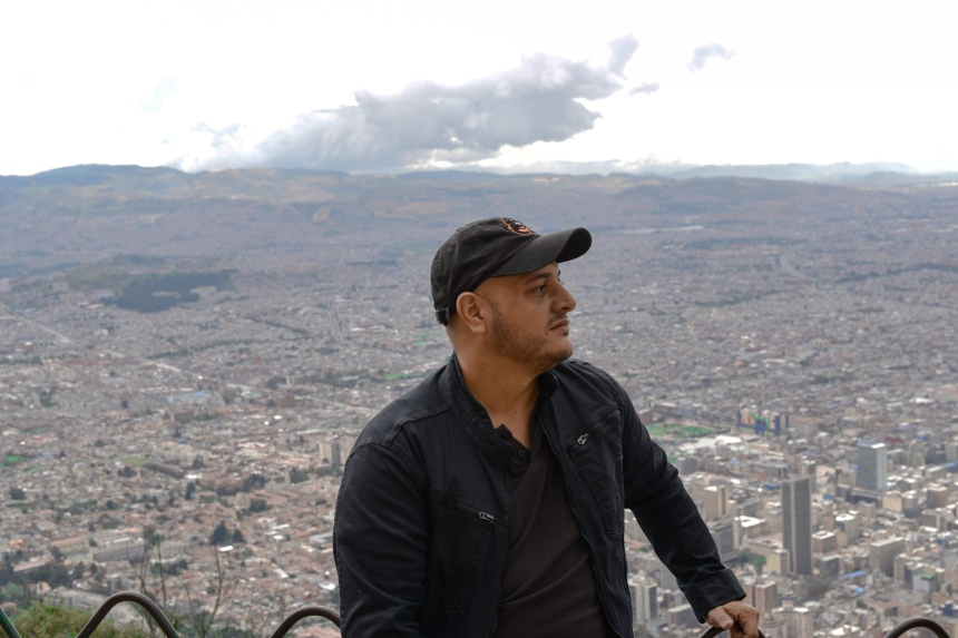 capital Colombia travel in bogota colombia Monserrate