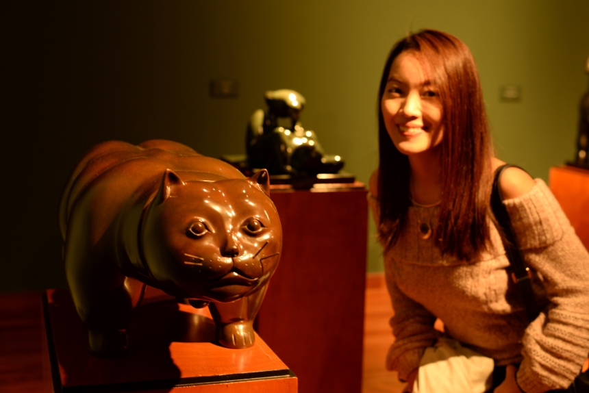 travel in bogota colombia museum 02