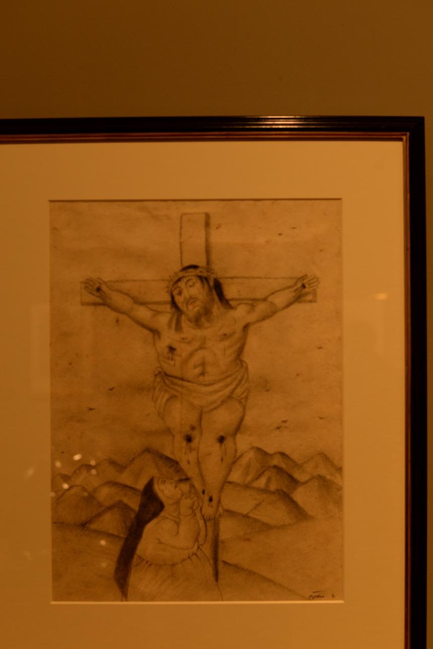 travel in bogota colombia museum Botero Jesus
