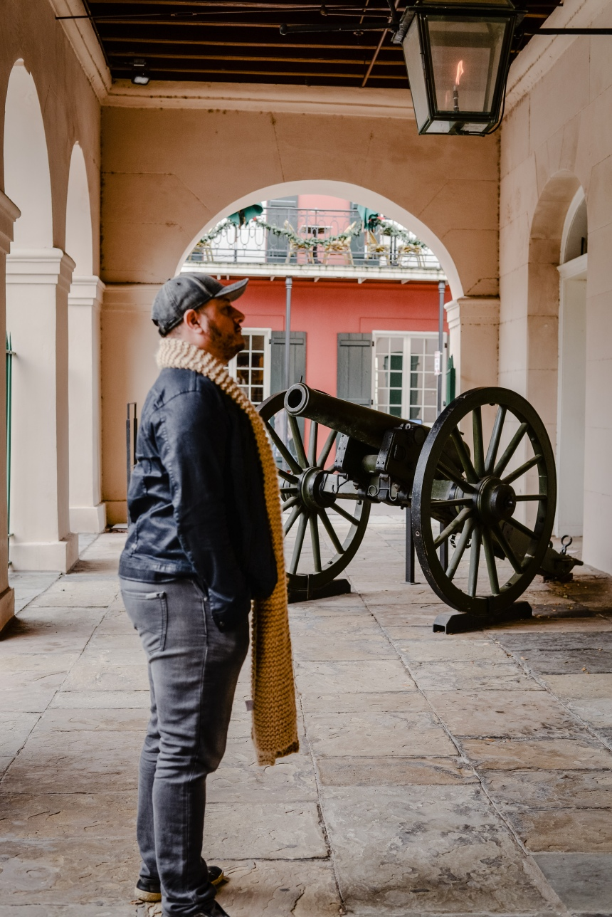 French quarter new orleans recommend visit. Cabildo history