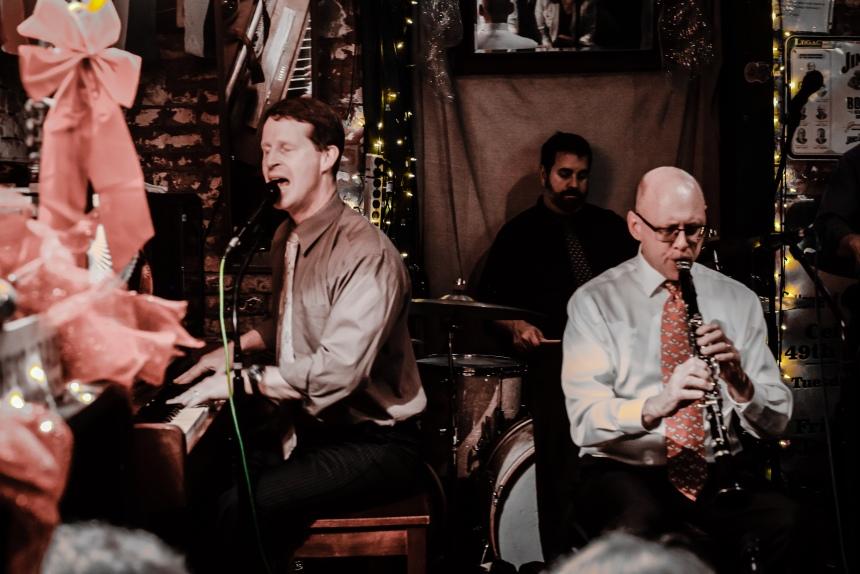 Fritzel's European Jazz Pub fun night jazz new orlean visit NOLA recommend
