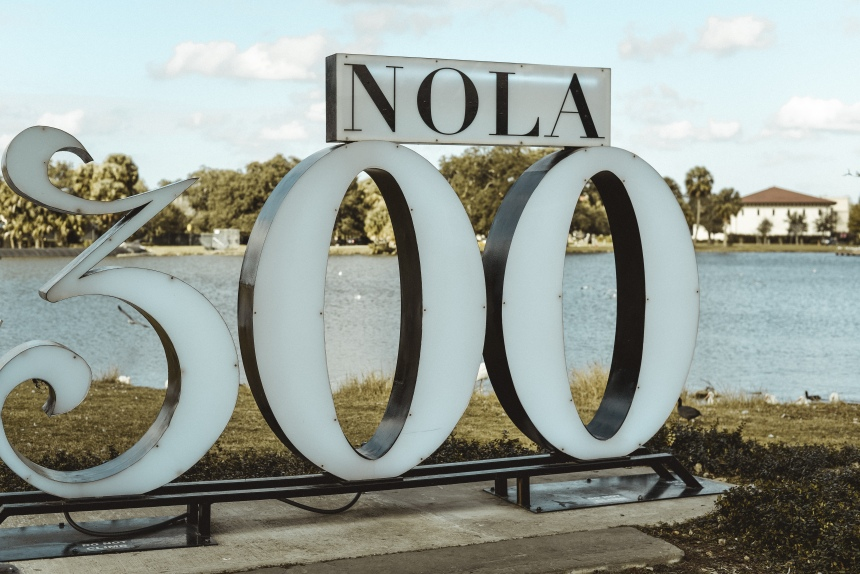 Sculpture garden things to do in New Orleans must visit fall winter look beautiful place NOLA 300