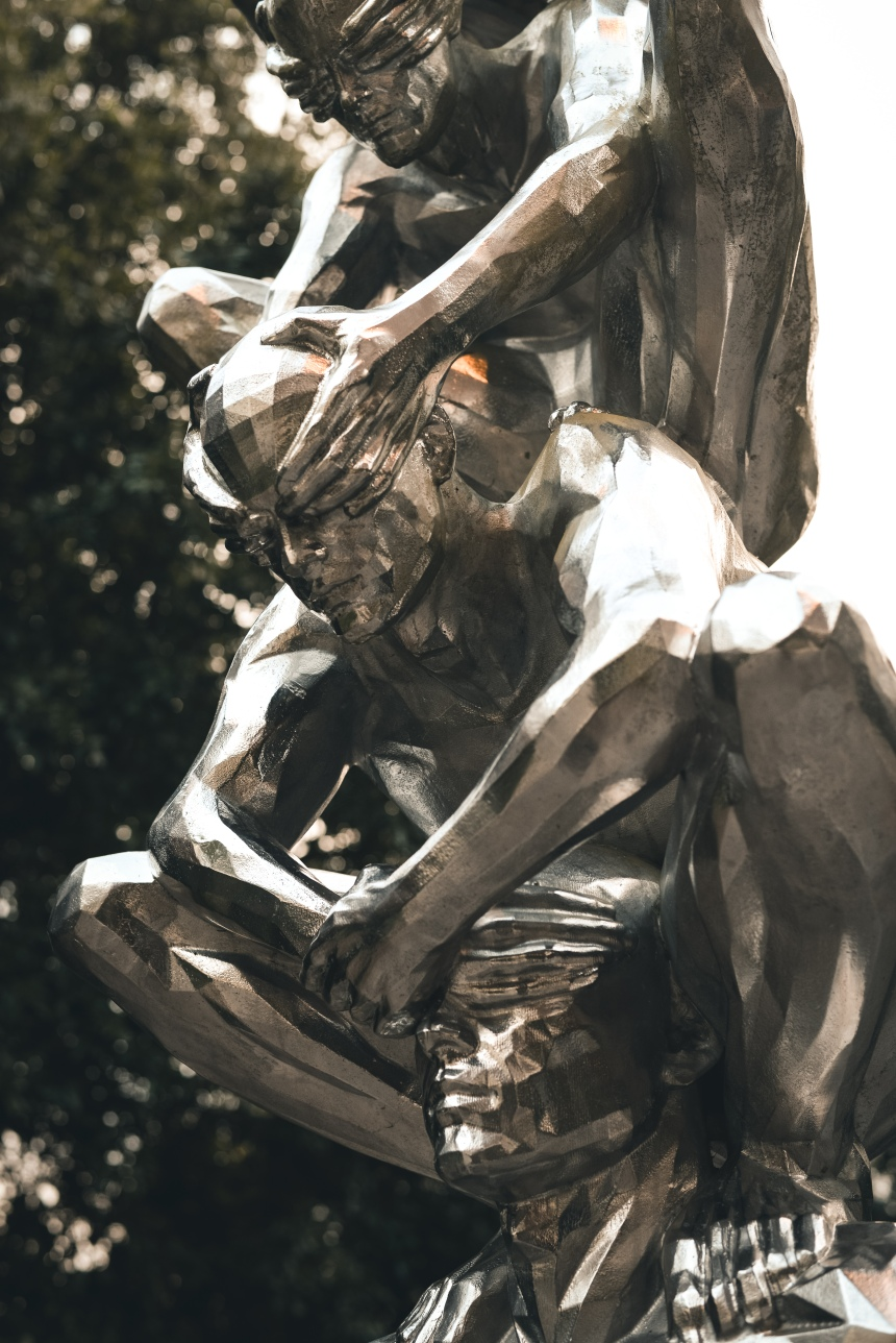 Sculpture garden things to do in New Orleans must visit