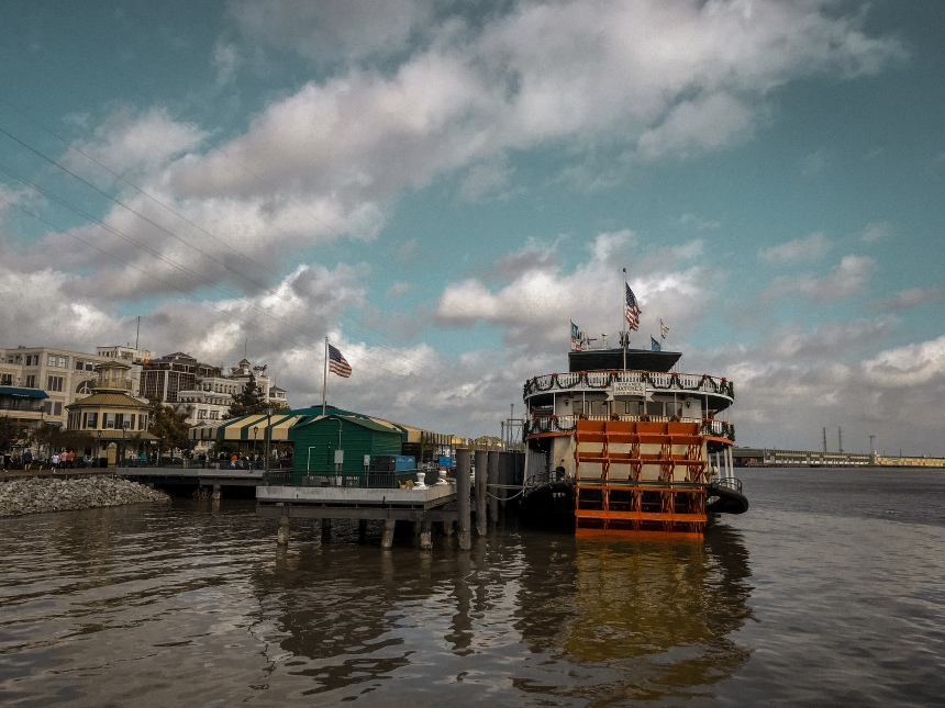 Steamboat Natchez things to do in New orleans history buff