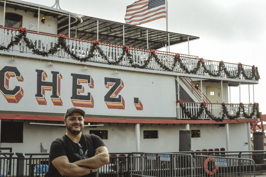Steamboat Natchez things to do in New orleans