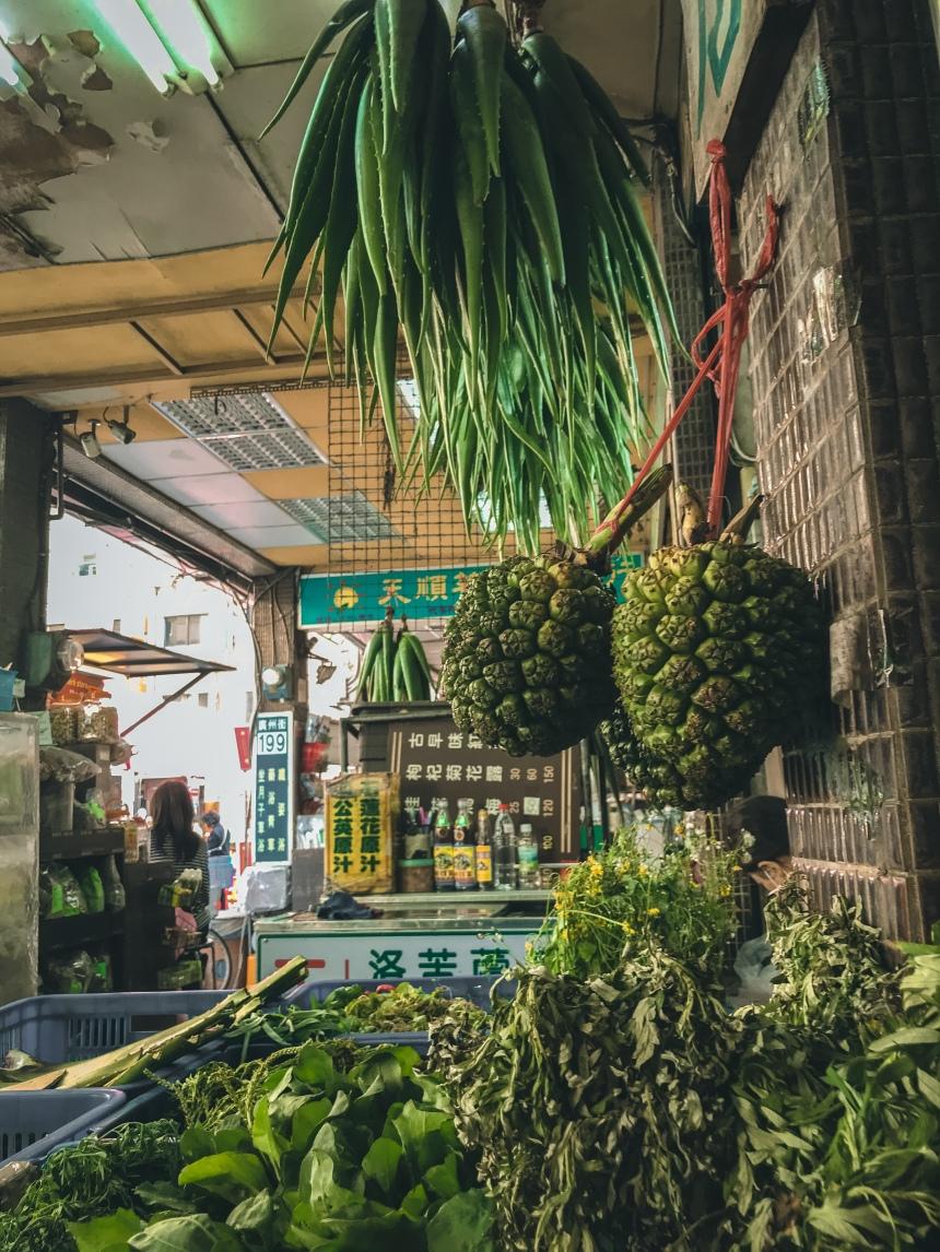 Qingcao Lane (Herb lane) 青草巷, 224 Lane, Xichang Street Herb lane