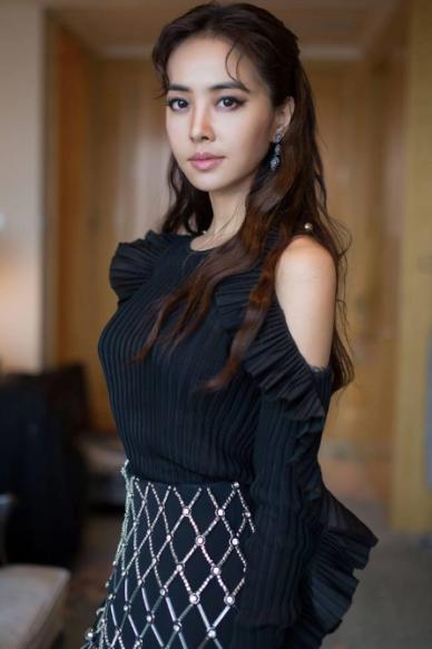 Jolin Tsai, Taiwanese singer photo from: http://koalasplayground.com