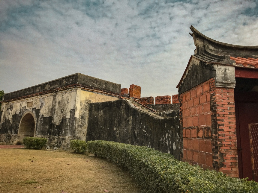 East gate of Old town 舊城東門