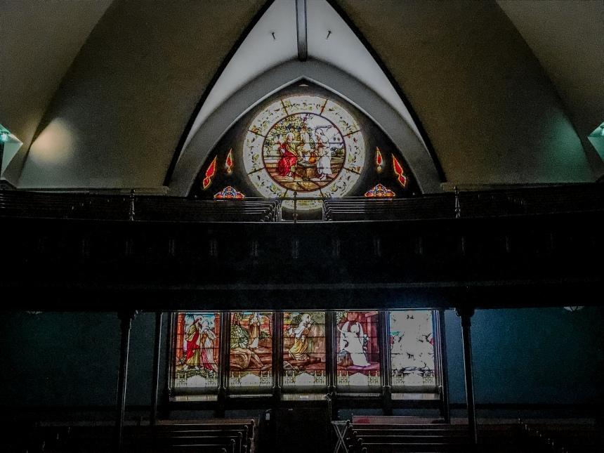 First Congregational United Church of Christ - Portland travel in Oregon
