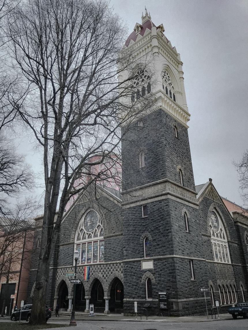 First Congregational United Church of Christ - Portland
