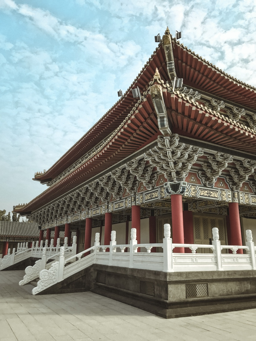 Kaohsiung Confucius Temple 孔廟 history learning in Taiwan