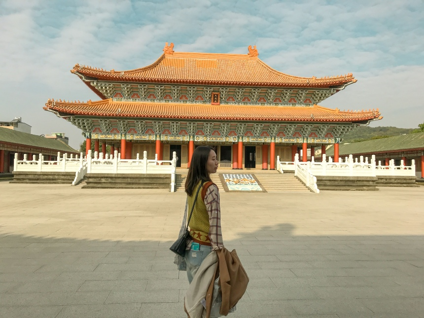 Kaohsiung Confucius Temple 孔廟 what to see in Taiwan tourist