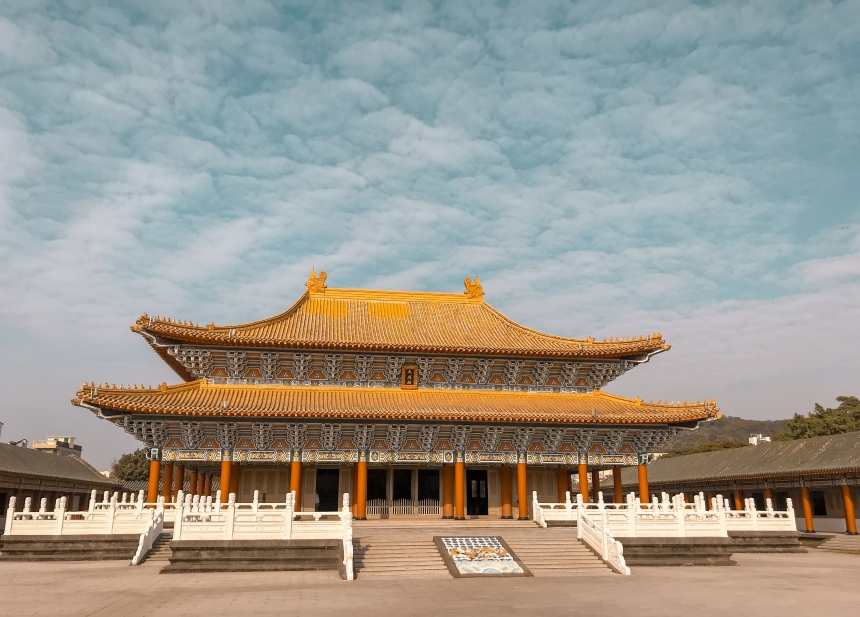 Kaohsiung Confucius Temple 孔廟 where to go in Taiwan