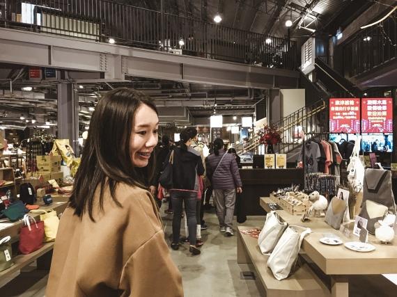 KW2 -Kaoshiung Port Warehouse No.2 棧二庫, Banana pier 香蕉港 Eslite bookstore