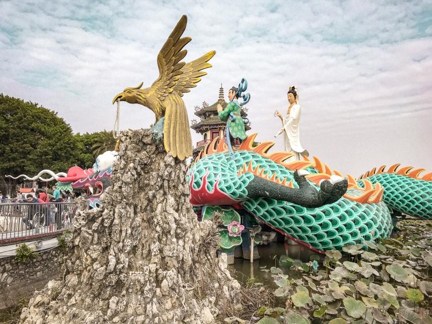 Quanyin in Taiwan