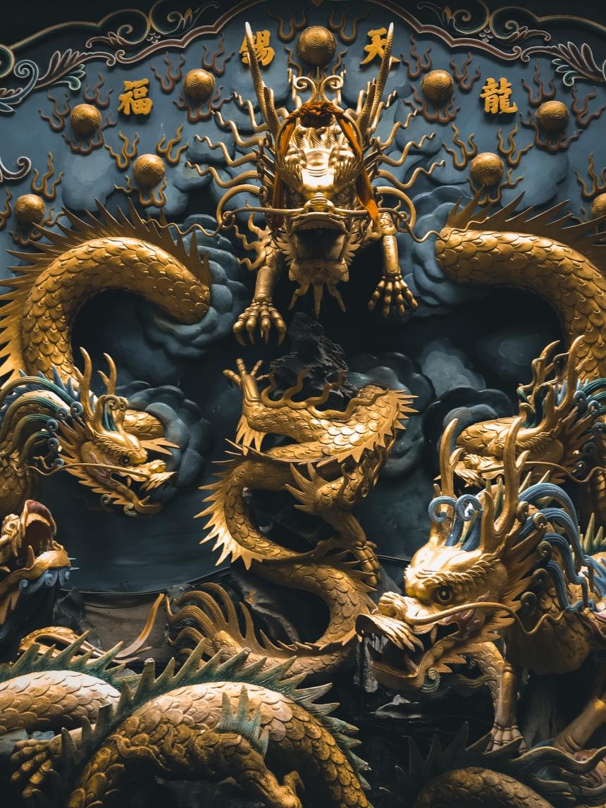what to see in Taiwan Qimingtang (Qiming temple) 啟明堂