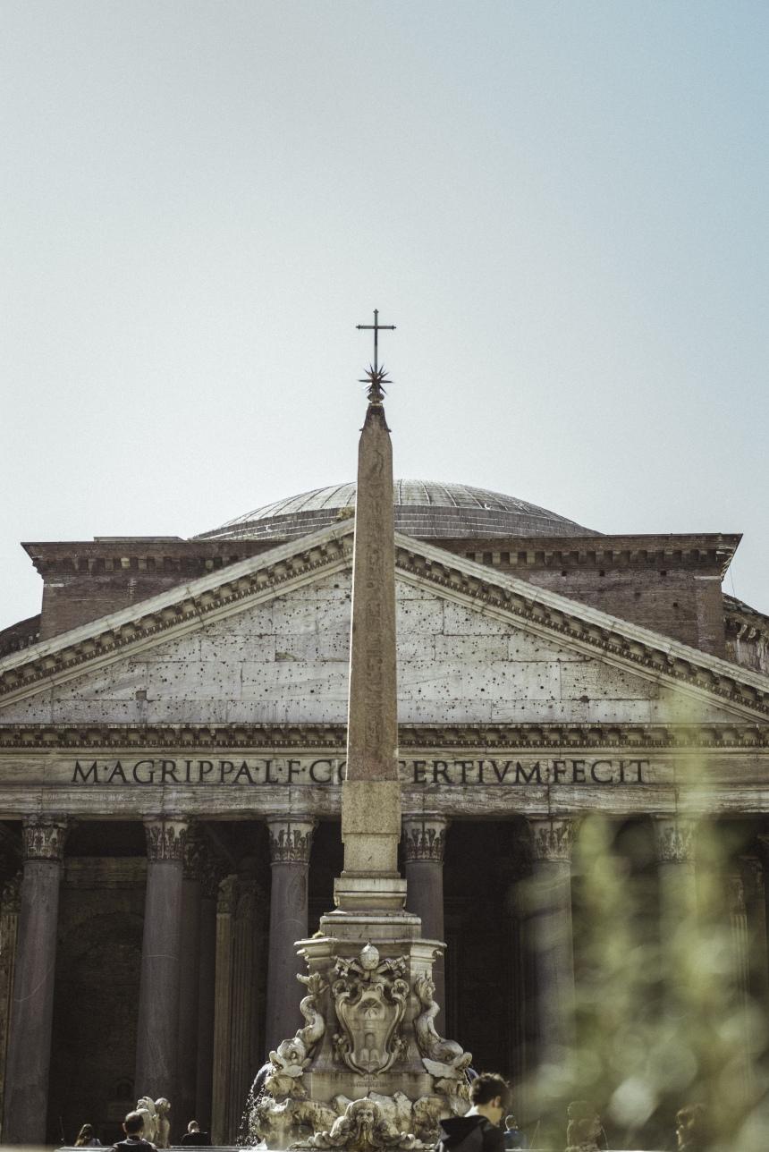 Pantheon & Fontana del Pantheon ROme 5 day trip guide