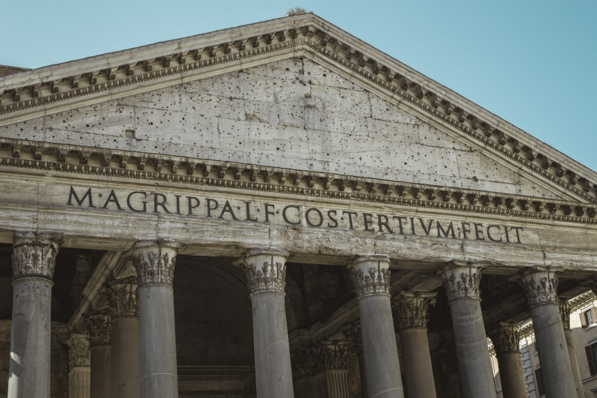 Pantheon & Fontana del Pantheon Rome a week trip guide of Rome