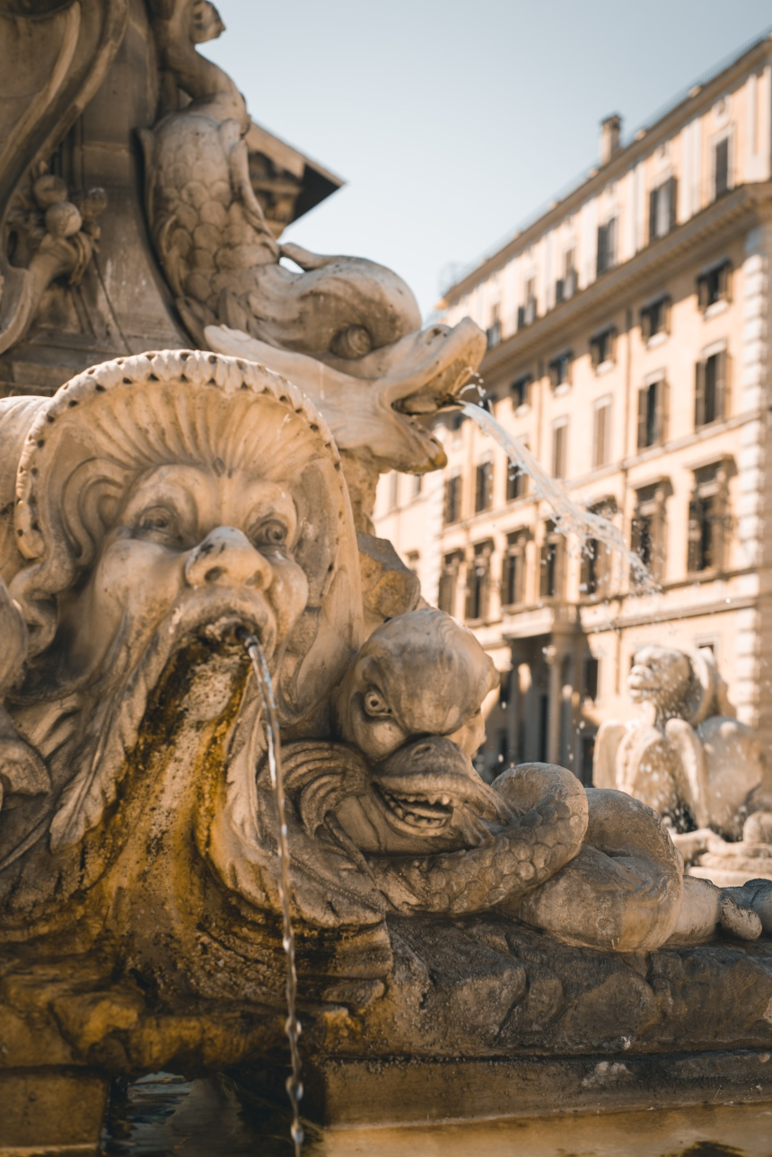 Pantheon & Fontana del Pantheon Rome trip guide 6 days